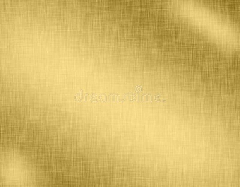 Fondo astratto dell'oro è lavoro dell'illustrazione illustrazione vettoriale