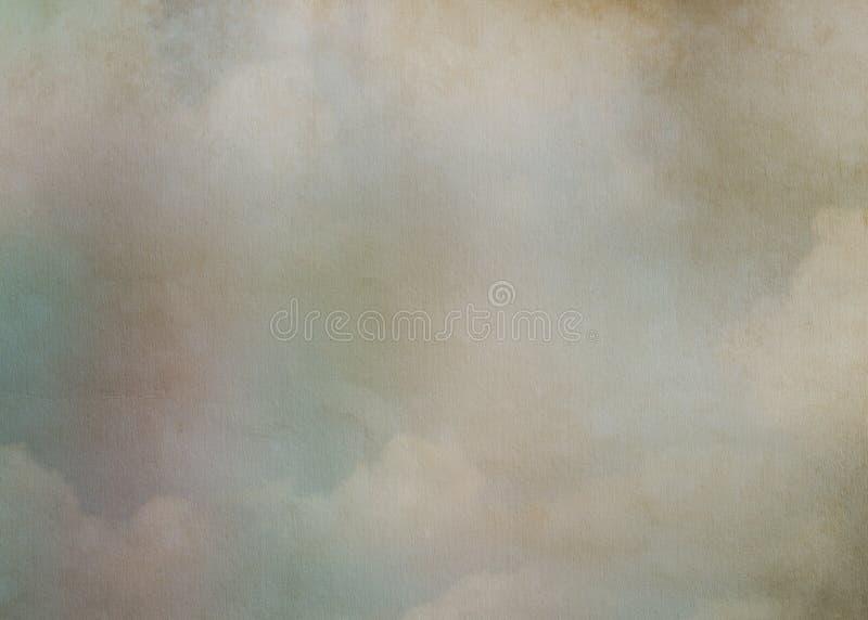 Fondo astratto della carta di lerciume di colore fotografia stock libera da diritti
