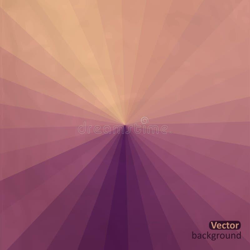 Fondo astratto di vettore di modo con effetto di flusso di colore, SPECT illustrazione vettoriale