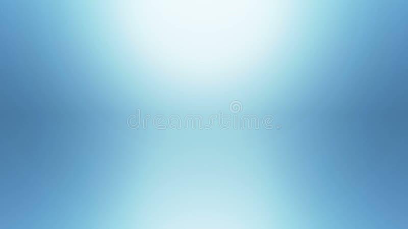 Fondo astratto digitale di pendenza blu, animazione delle striscie palide CG fotografia stock libera da diritti