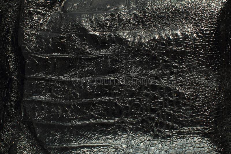 Fondo astratto materiale di struttura della struttura di cuoio naturale immagini stock libere da diritti