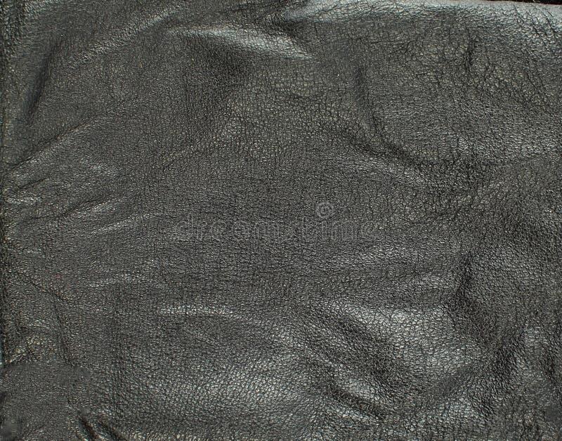 Fondo astratto materiale di struttura della struttura di cuoio naturale immagine stock