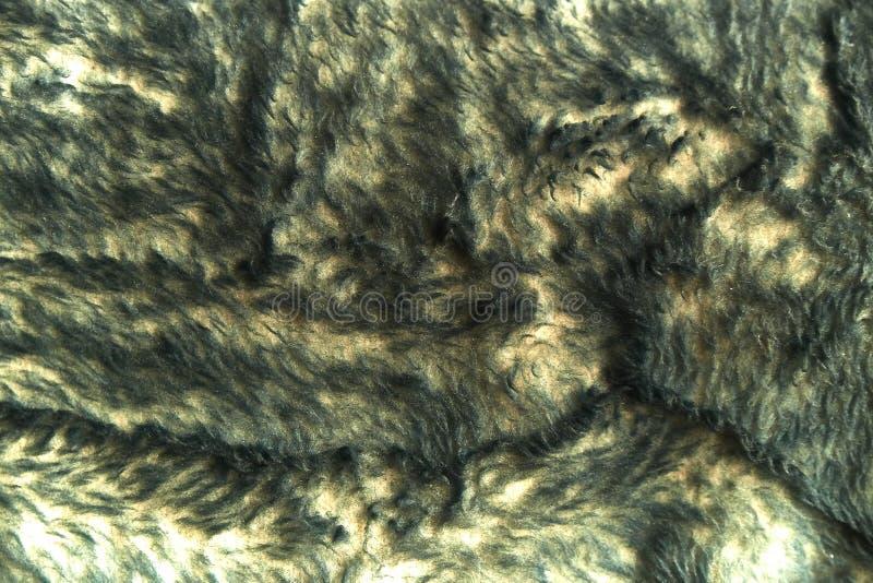 Fondo astratto, modello di lana naturale immagini stock
