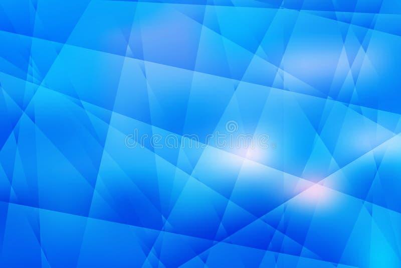 Fondo azul abstracto del color de las texturas libre illustration