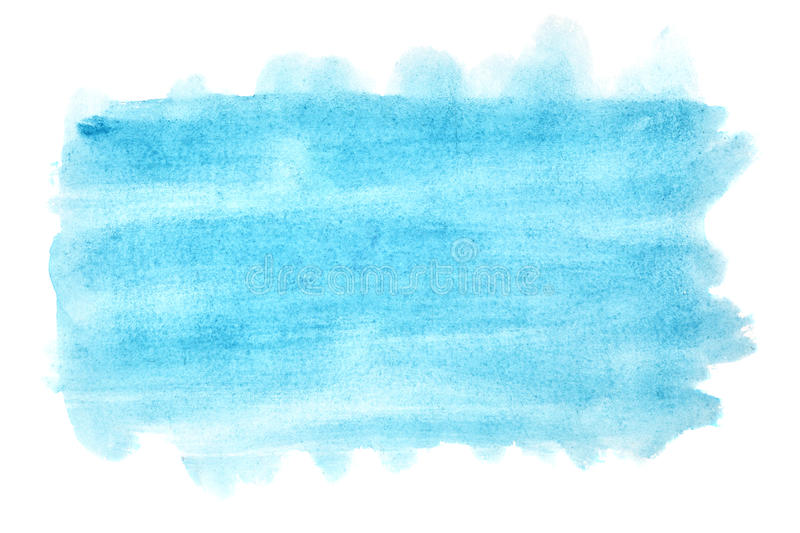 Fondo azul ciánico ligero stock de ilustración