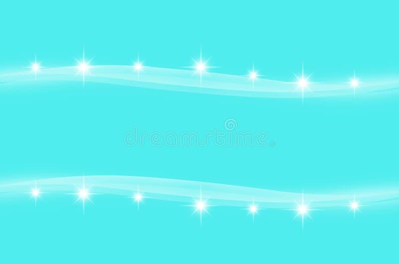 Fondo Azul Metálico Abstracto De Diseño Moderno De La: Fondo Azul Claro Abstracto De La Onda Del Color Stock De
