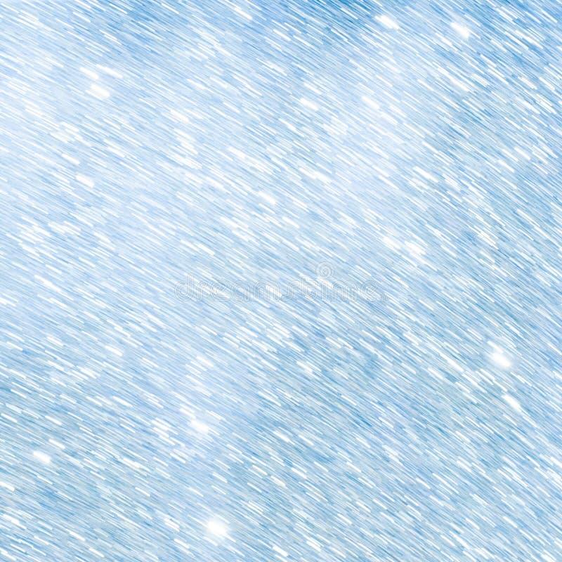 Fondo azul claro y blanco abstracto hermoso del invierno imagen de archivo