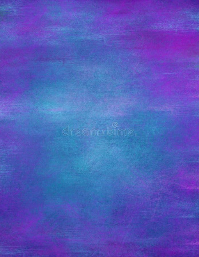 Fondo azul de la textura stock de ilustración