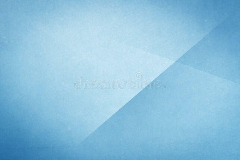Fondo azul de la textura del papel del color imagenes de archivo