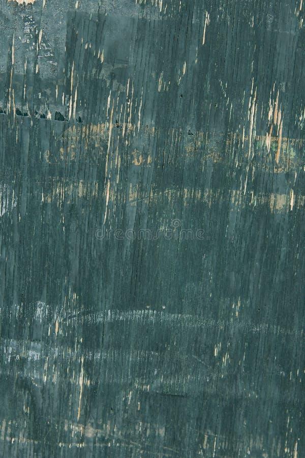 Fondo Azul De Madera Del Grunge Fotografía de archivo libre de regalías