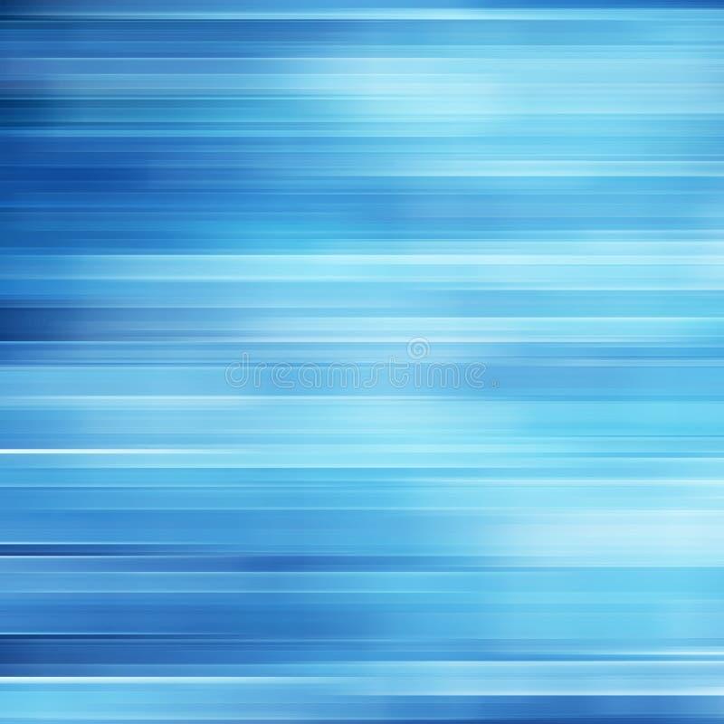 Fondo azul del extracto de la falta de definición de movimiento imágenes de archivo libres de regalías