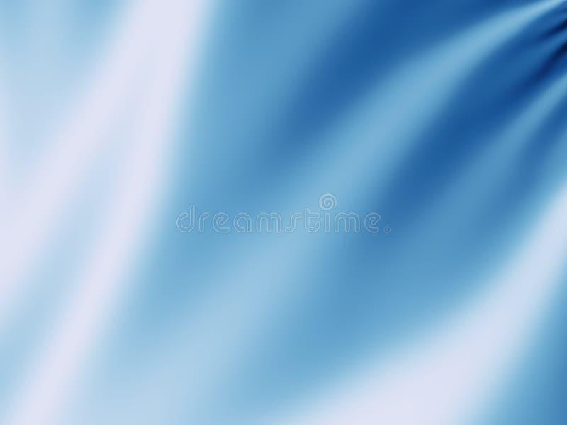 Fondo azul del terciopelo libre illustration