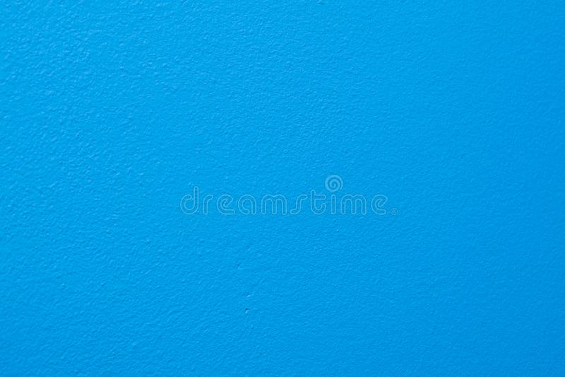 Fondo azul hermoso del cemento fotografía de archivo