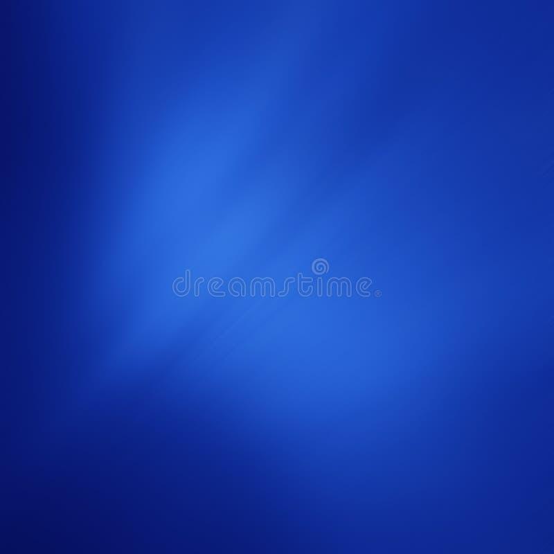 Fondo azul profundo stock de ilustración