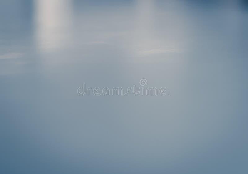 Fondo azul vacío abstracto del blanco de la pendiente imágenes de archivo libres de regalías