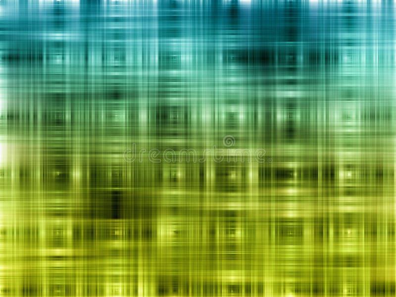 Fondo azul y verde abstracto fotos de archivo libres de regalías