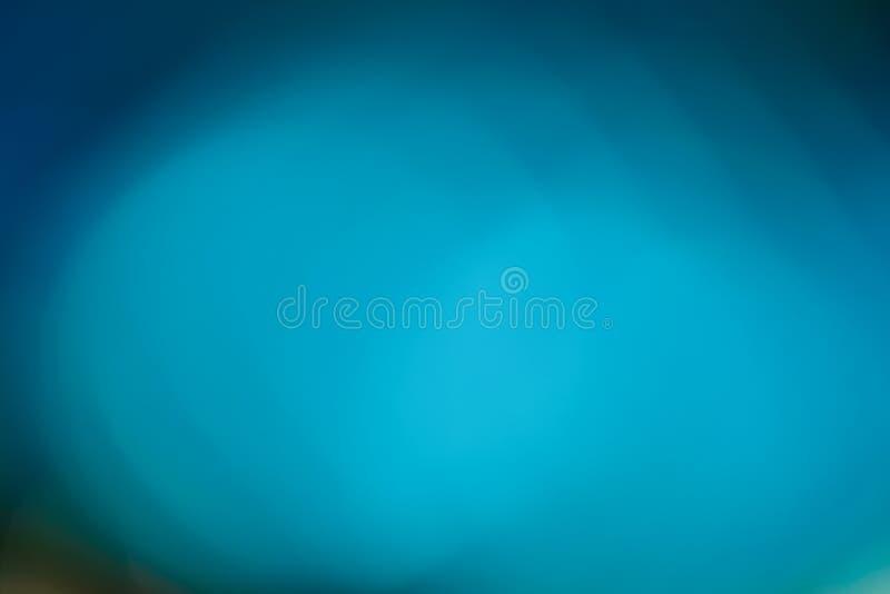 Fondo azul y verde abstracto de la pendiente fotografía de archivo libre de regalías