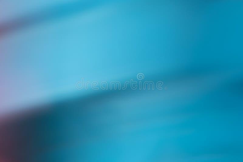Fondo azul y verde abstracto de la pendiente stock de ilustración