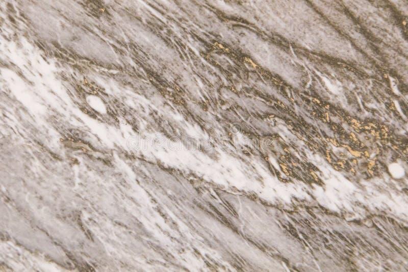 Fondo beige astratto di struttura del marmo di bianco grigio immagine stock