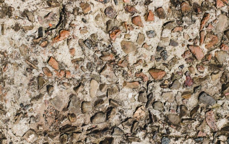 Fondo beige brutal del extracto de la piedra, piedra arenisca imagen de archivo libre de regalías