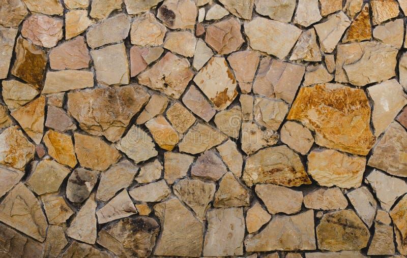Fondo beige brutal del extracto de la piedra imágenes de archivo libres de regalías