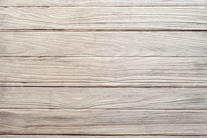 Fondo bianco di legno del tek d'annata di struttura fotografia stock