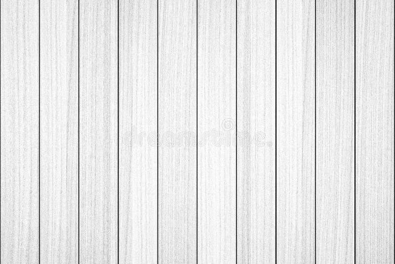 Fondo bianco di legno di struttura della plancia immagine stock libera da diritti