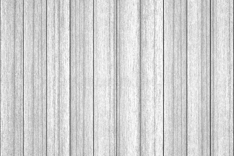 Fondo bianco di legno di struttura della plancia fotografia stock libera da diritti
