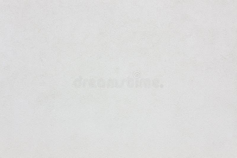 Fondo bianco di struttura del gesso dello stucco della parete fotografie stock