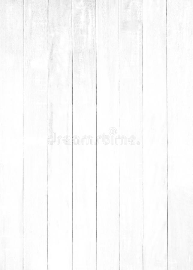 Fondo bianco di struttura del pavimento del compensato  fotografia stock
