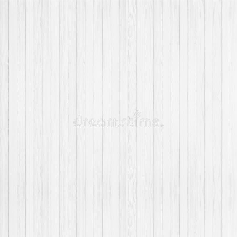 Fondo bianco di struttura della plancia di legno del pino fotografia stock libera da diritti