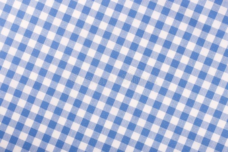 Fondo bianco e blu del tessuto delle cellule immagine stock libera da diritti