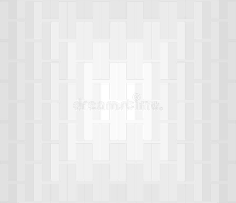 Fondo bianco e grigio del modello di alfabeto di H royalty illustrazione gratis