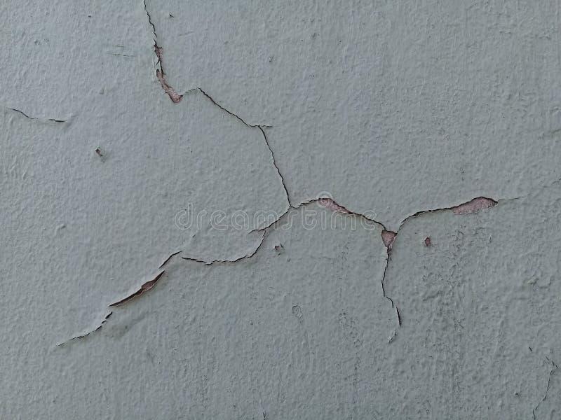 Fondo in bianco e nero della parete di colore di vecchia struttura del cemento fotografia stock