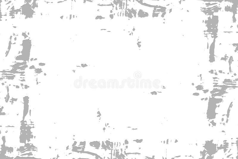 Fondo bianco nocivo della parete fotografie stock libere da diritti