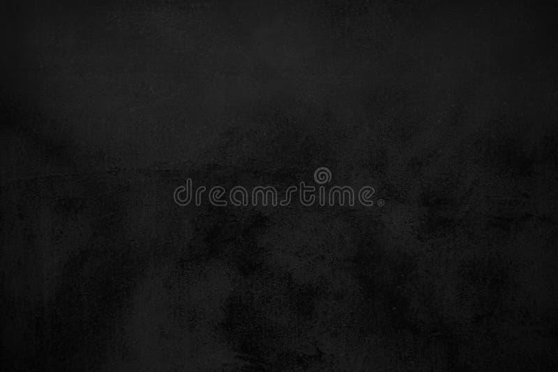Fondo blanco abstracto o fondo negro con las porciones de textura apenada áspera del fondo del grunge del vintage, foto de archivo