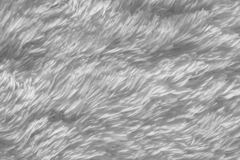 Fondo blanco de la pelusa imagen de archivo