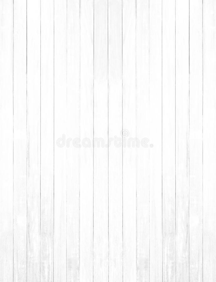 Fondo blanco de la textura del piso de la madera contrachapada pared pintada en colores pastel superficial del modelo del tablón; fotos de archivo libres de regalías