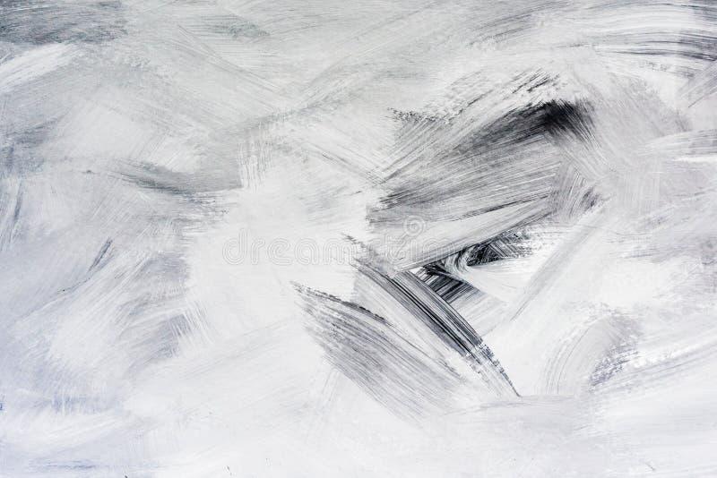 Fondo blanco de la textura de la pared ilustración del vector
