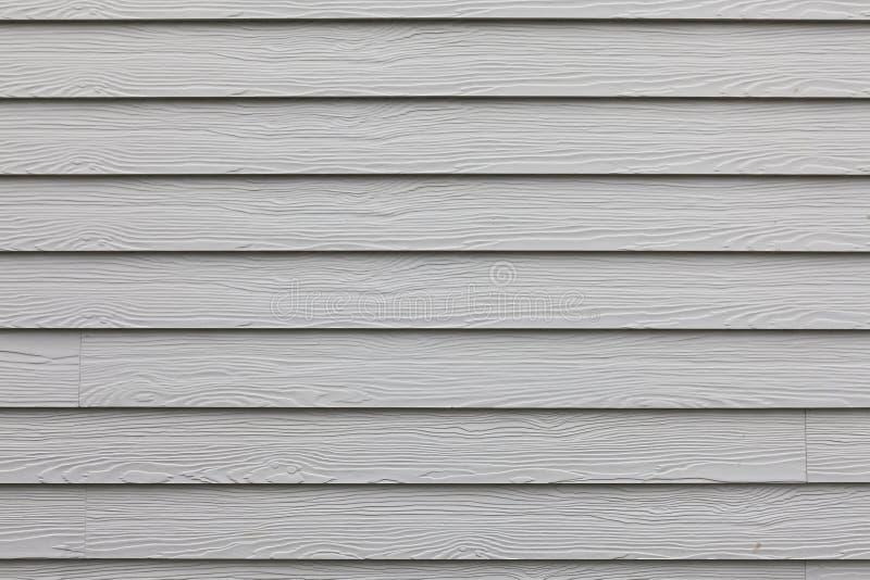 Fondo blanco de madera de la pared de Shera imagen de archivo libre de regalías