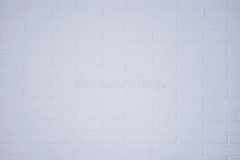 Fondo blanco texturizado resistido extracto de la pared de ladrillo imagen de archivo libre de regalías