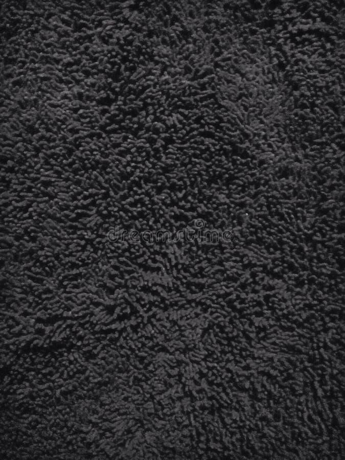 Fondo blanco y negro de la alfombra foto de archivo