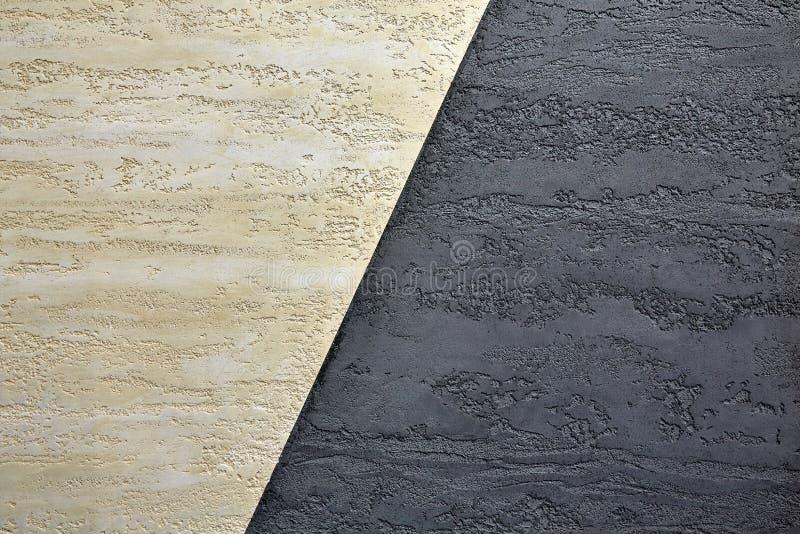 Fondo blanco y negro de la piedra para la impresión imagenes de archivo