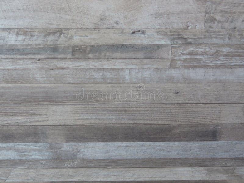 Fondo blanqueado de madera de roble Tablones de la textura del roble del color del gris foto de archivo