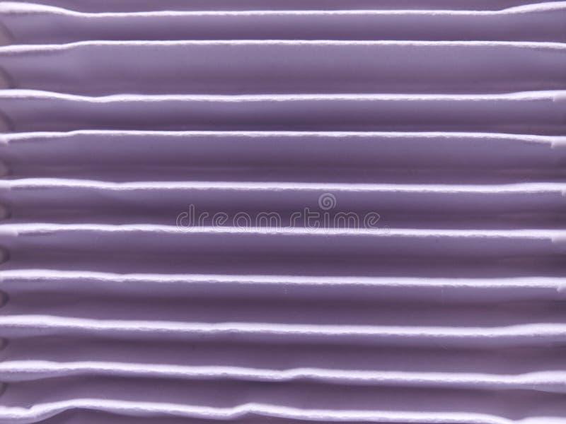 Fondo blu astratto contenuto di filtro dell'aria illustrazione vettoriale