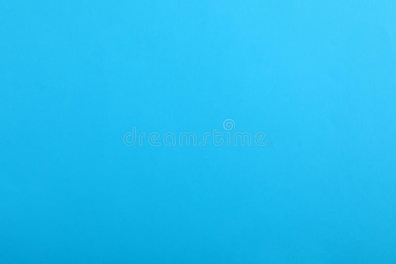 Fondo blu astratto, vista superiore fotografia stock