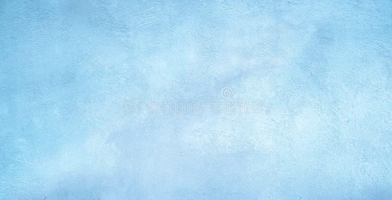 Fondo blu-chiaro decorativo di lerciume astratto fotografia stock libera da diritti