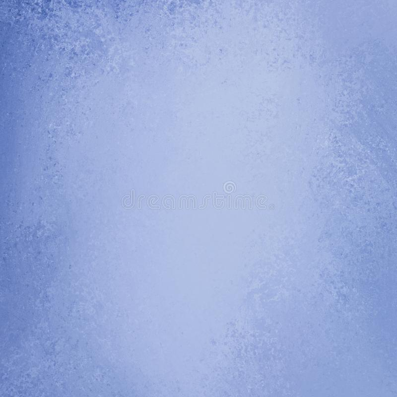 Fondo blu di vecchio lerciume antico con struttura dipinta afflitta del metallo e progettazione d'annata royalty illustrazione gratis