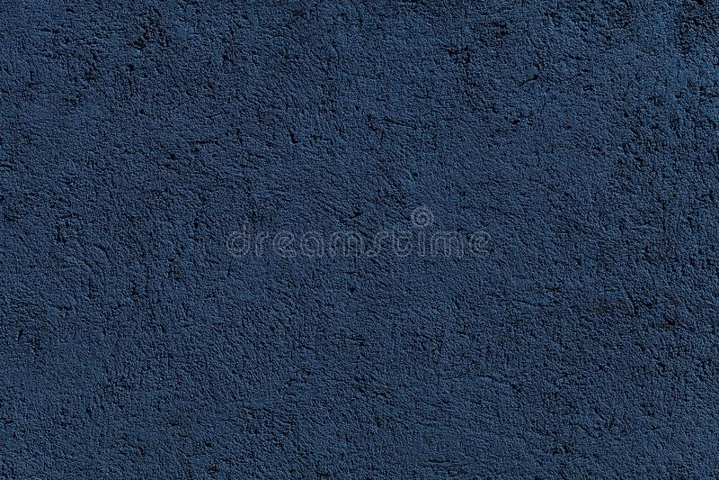 Fondo blu scuro dell'ardesia naturale Struttura della pietra fotografia stock