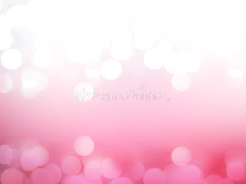 Fondo blured extracto rojo imagen de archivo libre de regalías